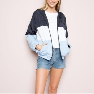 Brandy Melville Windbreaker Jacket